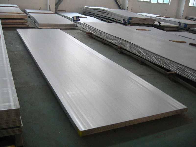 SS 316TI Plates