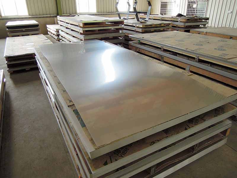 Stainless Steel 3CR12L Plates