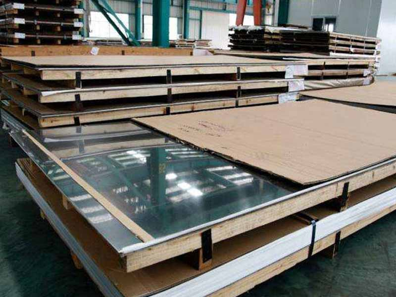 Stainless Steel 439 Plates