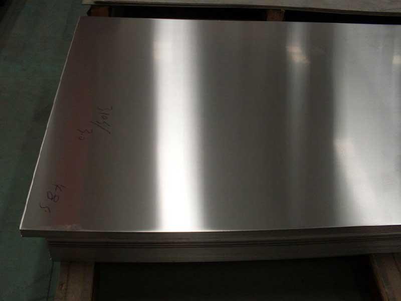 Stainless Steel 410DB Sheet