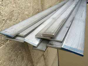 Stainless Steel 410 Flats