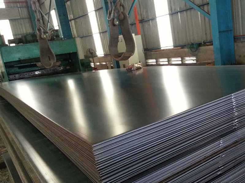 Stainless Steel 436 / 436L Plates
