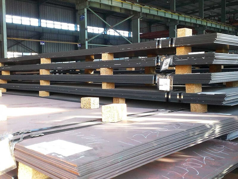 Corten Steel Sheets Corten Sheets Manufacturer Supplier In
