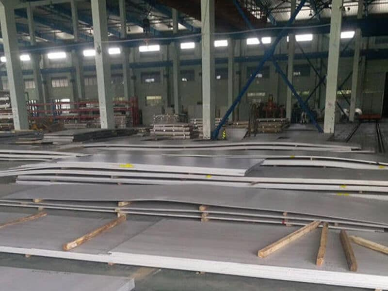 Stainless Steel X2CrNi12 Sheets