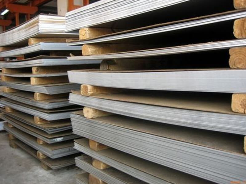 Stainless Steel 409M Sheets