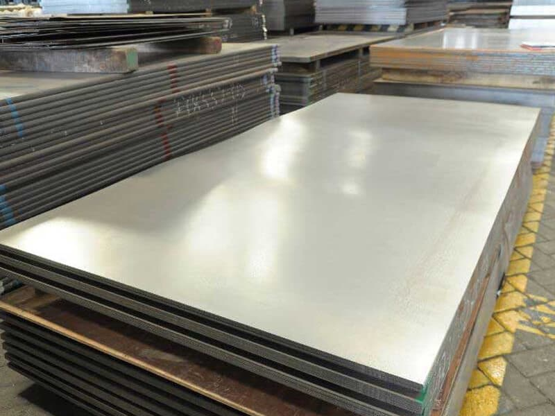 Stainless Steel 410DB Plates
